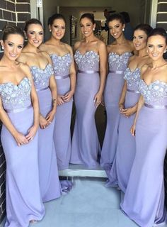 Charming Sheath Strapless Floor-Length Bridesmaid Dress on Sale With Price USD$ 104.79 : Weddingshe.com