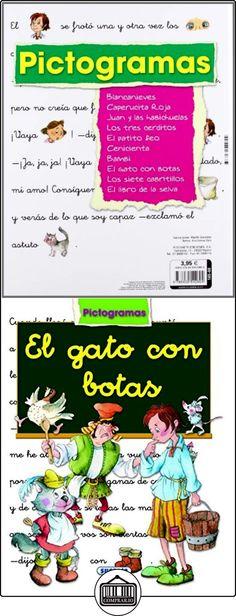 Gato Con Botas (Pictograma) (Pictogramas) Equipo Susaeta ✿ Libros infantiles y juveniles - (De 3 a 6 años) ✿