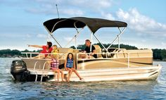 Groupon - Pontoon Boat Rentals at Your Boat Rentals (50% Off). Three Options Available.   in Multiple Locations. Groupon deal price: $75