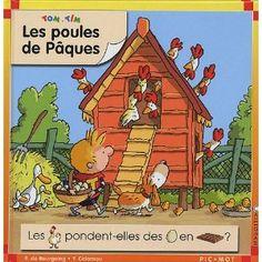 Tom et Tim, Tome 32 : Les poules de Pâques: Amazon.fr: Pascale de Bourgoing, Yves Calarnou: Livres