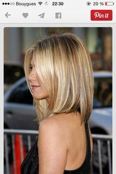 Blonde color
