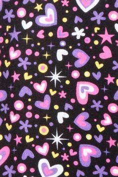Enchanted Fashion Flannel Print iPhone Wallpaper