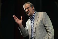 """I thought you might be interested in """"Mexico's ex-president, in lively speech, calls Trump """"a crazy guy"""""""" from San Francisco Chronicle:"""