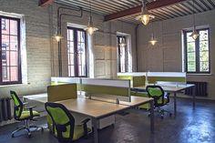 The Loft Club - дизайн интерьеров офисных и торговых помещений