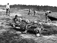 Never Forget: The Devil's Punchbowl – 20,000 Freed Slaves Died After Being Forced Into Post Slavery Concentration Camp