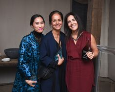 Erin Snow, Zero + Maria Cornejo and Wwake took home prizes for their commitment to implementing sustainable and ethical business practices. Runway Fashion, Fashion News, Womens Fashion, Bridesmaid Dresses, Prom Dresses, Wedding Dresses, Sahara Ray, Zero Maria Cornejo, Reese Witherspoon