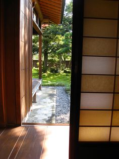 Traditional Japanese home, Kyoto prefecture, photo by naonaomix via flickr