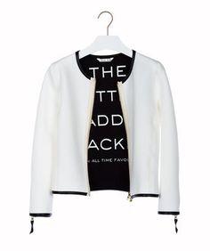 Vest foamed jacket - Vanilia