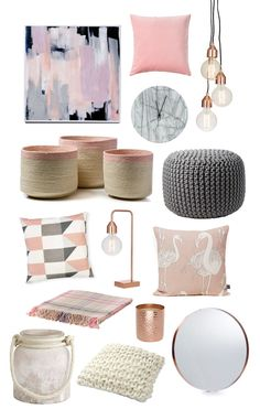 blush pink collection - Tara Dennis