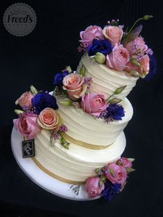 Fresh flowers are always good and so easy to achieve a professional result x