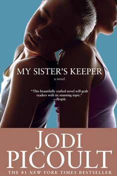 My Sister's Keeper - Jodi Picoult : If you read the book, watched the movie, and walked out of it utterly annoyed: we are friends. If you haven't read the book and watched the movie: read the book. If you haven't done either: read the book. Love Reading, Reading Lists, Book Lists, Reading Nook, Reading Time, I Love Books, Good Books, Books To Read, Ya Books
