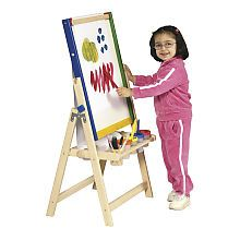 4-in-1 Floor Easel
