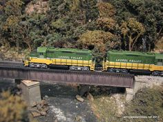 The Fast Freight Line in N Scale: Beginning of the End, and a New Beginning.