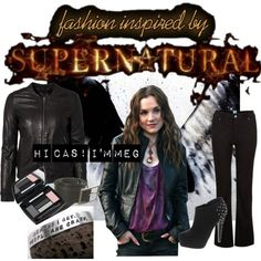 Supernatural Meg the Demon fashion style John Winchester Journal, Supernatural Cosplay, Image Categories, Style Inspiration, Costumes, Outfits, Fictional Characters, Collection, Cosplay Ideas