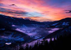 Murau Colors (By: Manuel Bischof) Berg, Mountains, Nature, Landscapes, Travel, Colors, Paisajes, Scenery, Viajes