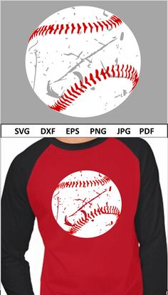 Baseball Svg file for Cricut Distressed Baseball Svg Baseball Svg for Boy Silhouette Cameo Baseball Cut file Baseball Shirt Svg Dxf Png - Distressed T Shirt - Ideas of Distressed T Shirt - Baseball Svg file for Cricut Distressed Baseball Svg Baseball Vinyl Crafts, Vinyl Projects, Vinyl Designs, Mug Designs, Boy Silhouette, Silhouette Cameo Shirt, Baseball Shirts, Baseball Kids, Baseball Memes