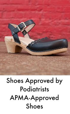 db441dff19b American Podiatric Medical Association Shoes   Healthy Feet!