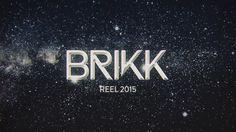 Brikk Showreel 2015 on Vimeo