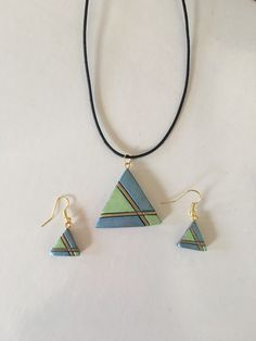 A personal favorite from my Etsy shop https://www.etsy.com/listing/274868276/handmade-terracotta-setgreen-and-blue