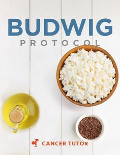 The Budwig Diet for cancer has been around since the But it is suppressed and inaccurately marginalized, sometimes even among alternative health writers and practitioners. Natural Cancer Cures, Natural Cures, Natural Health, Savarin, Cancer Fighting Foods, Alternative Health, Cancer Treatment, Natural Treatments, Alternative Treatments