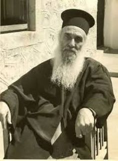 """""""Hospitality's the greatest of the virtues. It attracts the Grace of the Holy Spirit. My child, in the face of every stranger, I see Christ Himself."""" -Elder Amphilochios Makris of Patmos Christian Church, Christian Faith, Miséricorde Divine, Byzantine Icons, New Saints, Orthodox Christianity, Orthodox Icons, Holy Spirit, Mystic"""