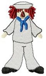 Military Annie and Andy Set- 14 Designs! | Military Embroidery Downloads | Machine Embroidery Designs | SWAKembroidery.com HeartStrings Embroidery
