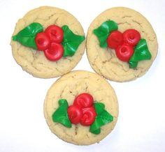 Scotts Cakes Holly Berry Cookies 1 lb Box >>> Be sure to check out this awesome product.