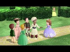 Sofia the First   Official Theme Song   Disney Junior