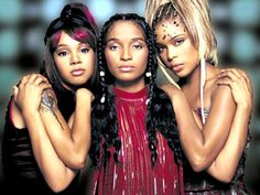"TLC was a four-time -Grammy Award winning American Hip Hop and R&B group, consisting of Tionne ""T-Boz"" Watkins, Lisa ""Left Eye"" Lopes, and Rozonda ""Chilli"" Thomas . Billboard magazine ranks the group. New Jack Swing, Tlc Group, Girl Group, Hip Hop, Tlc Music, By Any Means Necessary, The Jacksons, Best Albums, Before Us"