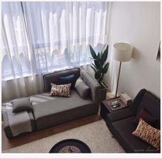 원룸 셀프인테리어(복층) - 모던 클래식 홈스타일링지인들과의 홈파티를 즐기는 거주자의 특성을 살린 공간...