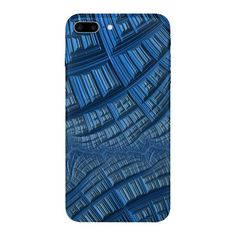 City Blue iPhone 7 Plus Cases
