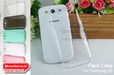 Exclusive Hardcase untuk Samsung Galaxy S3 (Best Quality) Hanya Rp.39,000  - www.evoucher.co.id #Promo #Diskon #Jual  klik > http://evoucher.co.id/deal/Samsung-Galaxy-S3-Best-Quality-Hard-Case  Gunakan Hard Case (Best Quality) Dengan pilihan warna lucu serta transparan yang membuat Samsung Galaxy S3 terlindungi dari debu dan tidak lecet  Pengriman Mulai Tanggal 2013-09-30