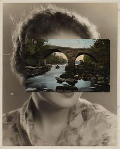 John Stezaker - Empty Kingdom. Assembled