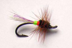 The Shady Lady atlantic salmon fly