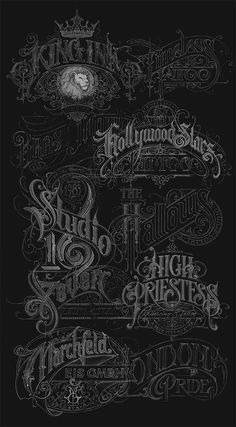 Inspiration 50 Vintage Type Designs with Detailed Decorative Flourishes Buy Dc Kids Shoes And Dc Kid Vintage Fonts, Vintage Type, Vintage Typography, Typography Logo, Japanese Typography, Vintage Graphic, Vintage Designs, Tattoo Lettering Styles, Graffiti Lettering Fonts