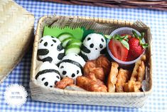 BENTO MONSTERS! No specific recipe though but they are so cute! I'd like to make one for myself in the future <3