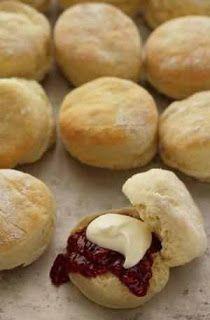 Cream Scones | Tea Time Recipes and Things