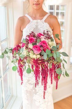 A Modern Botanical Garden Wedding