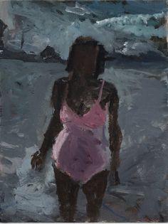 an online portfolio of drawings and paintings by Janice Nowinski Seascape Art, Inspirational Artwork, Bathroom Art, Illustrations, Beach Art, Figure Painting, Contemporary Paintings, Figurative Art, Painting Inspiration
