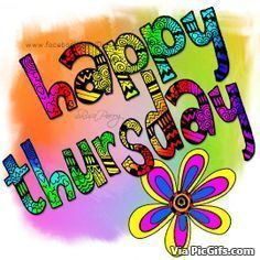 Thursday Facebook Graphic - Animaatjes thursday 2464414