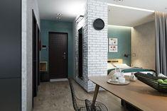 Интерьер квартиры-студии - 9
