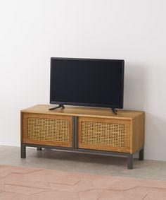 Media Unit, Home Furnishings, The Unit, Rattan, Interior, Flat, Furniture, Home Decor, Lounge Chairs