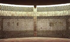 incredibly light brick screen / Rogelio Salmona African Image, Light Brick, Brick Art, Brick Detail, Space Architecture, Valance Curtains, Modern Contemporary, Tiles, Museum