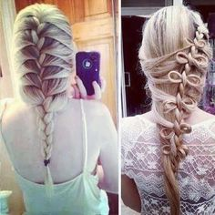 Two Braids - Hairstyles and Beauty Tips