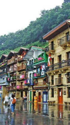 Pasajes de San Juan, Pasaia en el País Vasco. Pueblos con encanto.