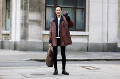 London, Luck and Love  - StreetStyle  London W15/16
