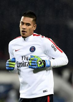 Alphonse Aerola PSG ce gardien a de l'avenir forme au club