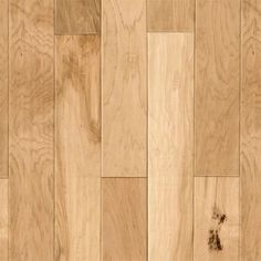 Hardwood Flooring - Natural American Hickory 5 in. Hickory Wood Floors, Engineered Hardwood Flooring, Plank Flooring, Hardwood Floors, Living Room Flooring, New House Plans, Home Improvement, New Homes, Nature