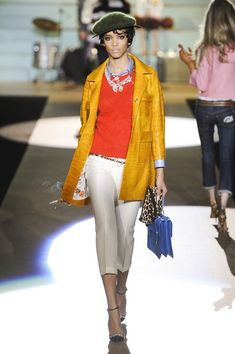Dsquared² at Milan Fashion Week Fall 2012 - Runway Photos