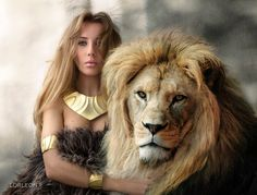 Original Portrait Photography by Lorleon Tm Lion Photography, Wild Animals Photography, Portrait Photography, Fantasy Photography, Lion Wallpaper, Female Armor, Bride Of Christ, Narnia, Photo Contest